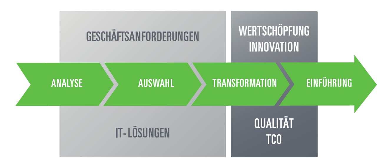 IT Strategieberatung