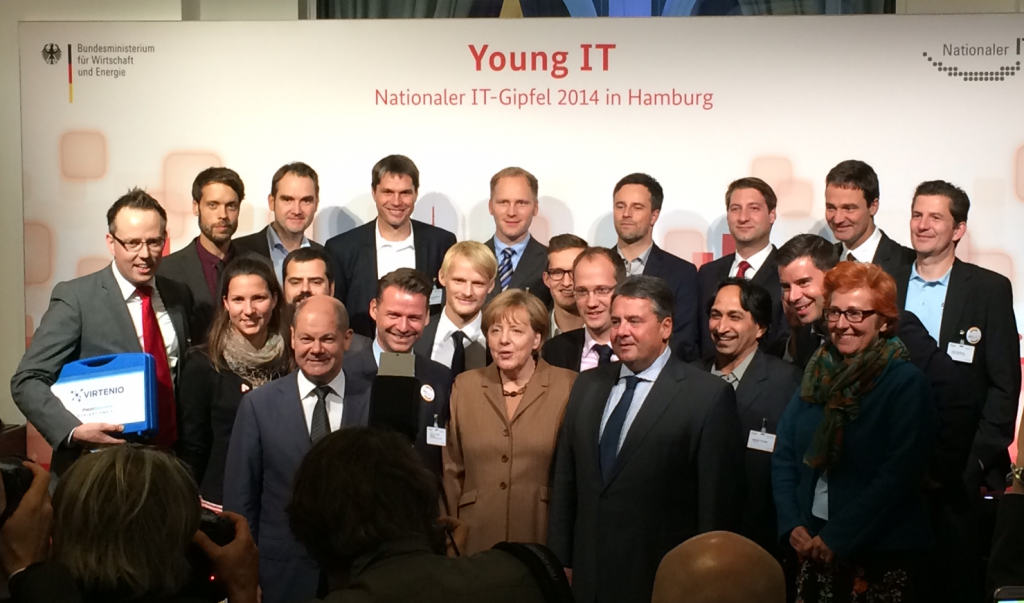 Nationaler IT-Gipfel 2014